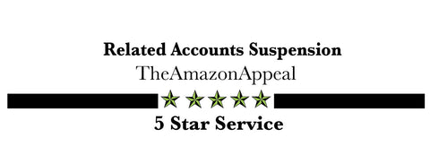 Amazon Suspended for Related Accounts Policy Violation