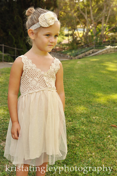 Lindsay Ann Flower Girl Dress