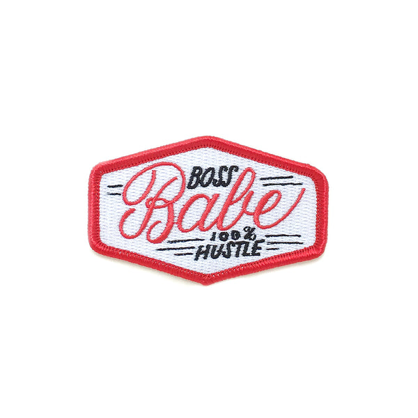 Boss Babe Embroidered Patch