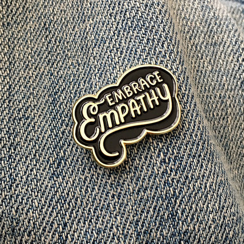 Embrace Empathy Lapel Pin