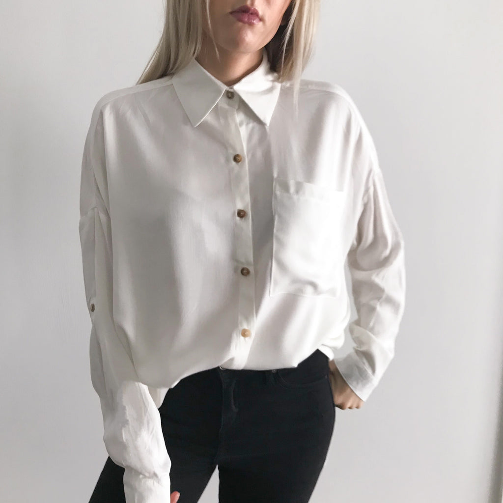 Customizable Embroidered Collar Shirt Wtf Embroidery