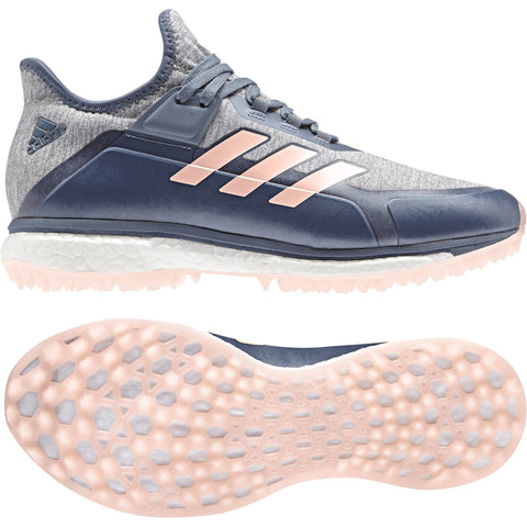 adidas Fabela X Field Hockey Shoes - Gray - 2018