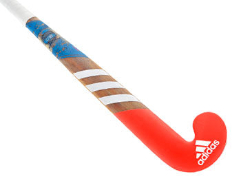 adidas CB Wood Indoor Field Hockey Stick - Red - 2018