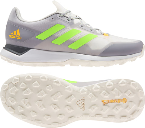 adidas Zone Dox 2.0S Field Hockey Shoes - Chalk