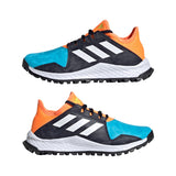 adidas Hockey Youngstar Field Hockey Shoes - Cyan