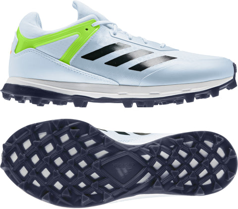 adidas Fabela Zone Field Hockey Shoes - Sky Blue