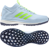 adidas Fabela X Empower Field Hockey Shoes - Sky blue