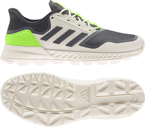adidas Adipower Field Hockey Shoe - Chalk