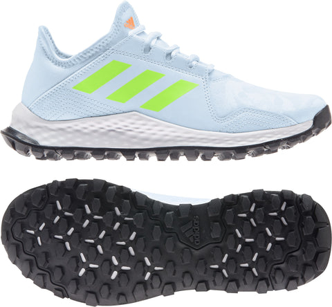 adidas Hockey Youngstar Field Hockey Shoes - Sky blue