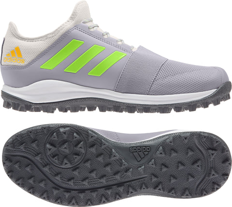 adidas Hockey Divox 1.9S Field Hockey Shoes - Grey