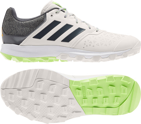 adidas Flexcloud Field Hockey Shoes - Chalk