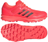 adidas Fabela Rise Field Hockey Shoes - Tokyo Pink