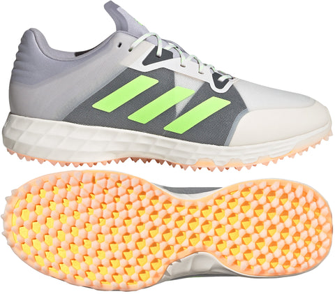 adidas Hockey Lux 2.0S Field Hockey Shoes - Chalk