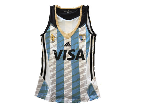 adidas Argentina Replica Youth Blue and White