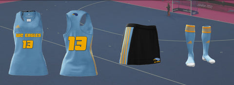 adidas miTeam Custom Uniforms