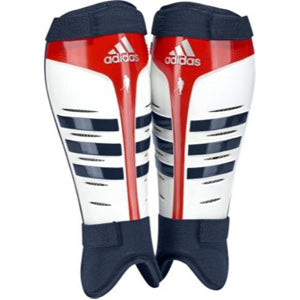adidas adistar Field Hockey Shin Guard - Red/Blue