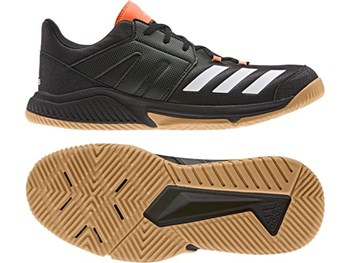 adidas Essence Black Indoor Shoes