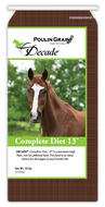 Decade Complete Diet Horse Feed bag 50lb