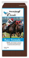 Decade Race Formula Horse Feed 50lb bag