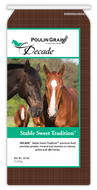Decade Stable Sweet Horse Feed 50lb bag