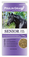 E-Tec Senior Low Carb Horse Feed 50lb bag