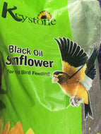 Black Oil Bird Seed 40lb bag - all sunflower seeds for birds