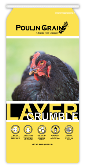 Layer Crumbles