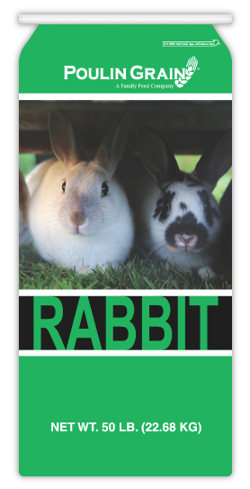 Rabbit 18% Growth Pellet