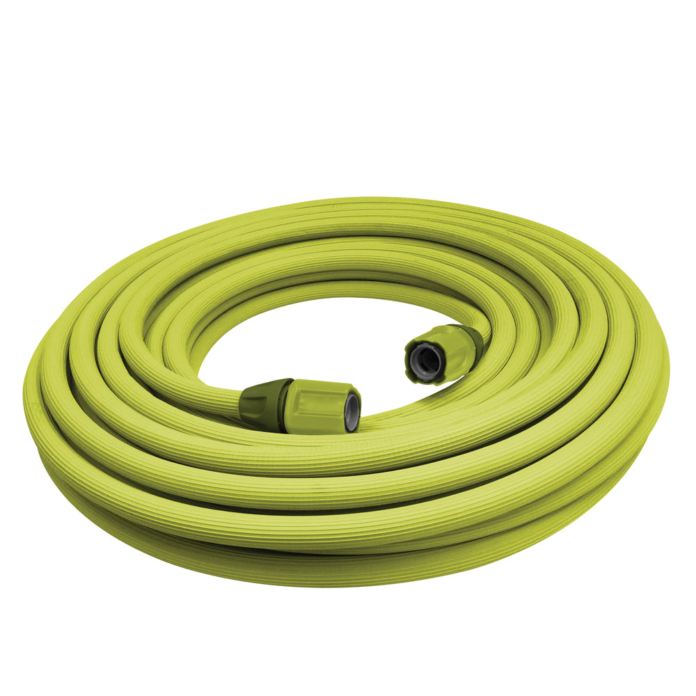 Sun Joe AJSLH100 SJG Superlight Kink Free, Twist Free Garden Hose W