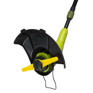 Sun Joe SB601E Electric Stringless Trimmer | 12.6-Inch | 4.5 Amp | Rotating Head