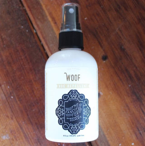 Woof Bug Repellent