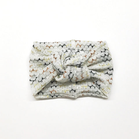 Classic Turban- Autumn Speckled