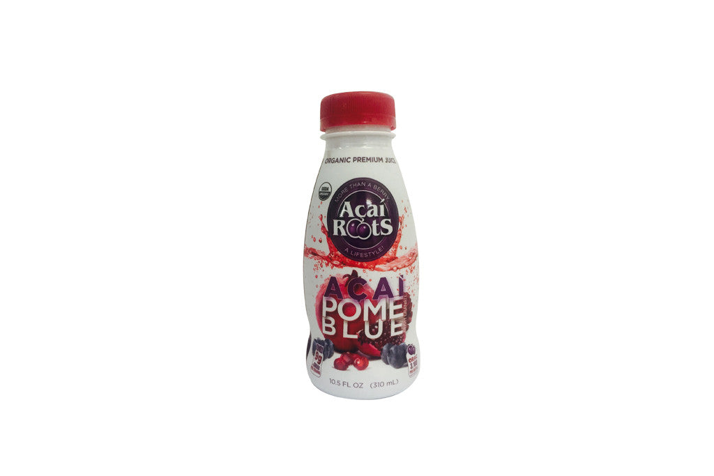 ACAI ROOTS ACAI, POMEGRANATE & BLUEBERRY FRUIT DRINK - (12x310ml)