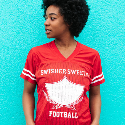 Women's Swisher Sweets Football Jersey