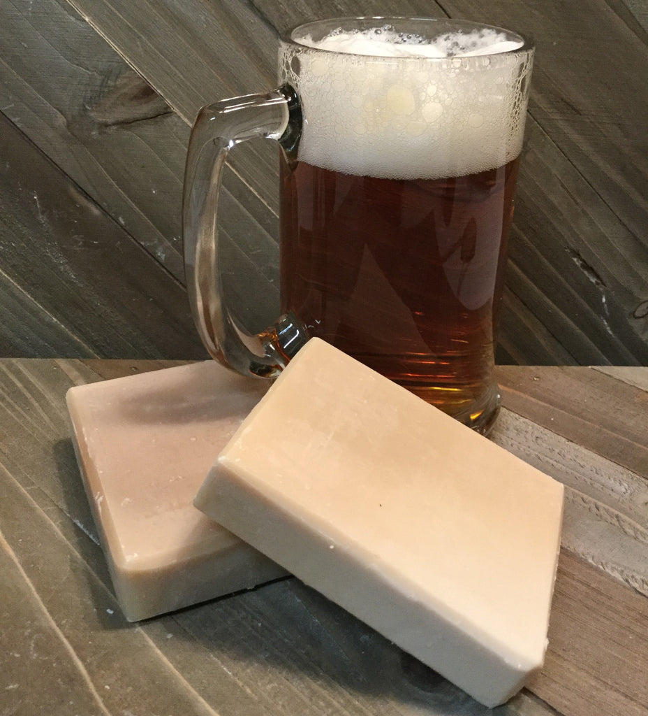 Making Beer Soap