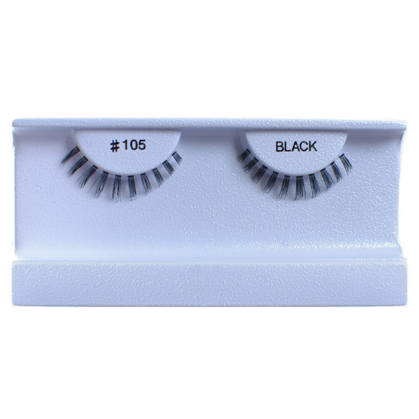 Eyelashes 105 - colornoir