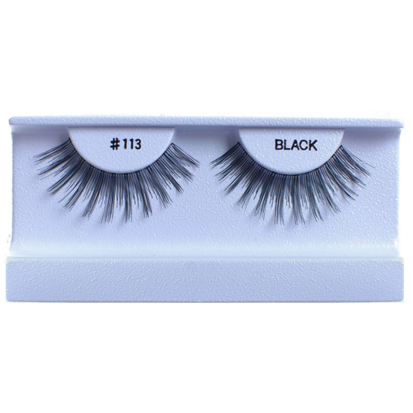 **Eyelashes 113 POS - colornoir