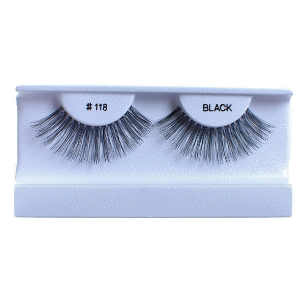 **Eyelashes 118 POS - colornoir