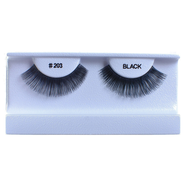 Eyelashes 203 - colornoir