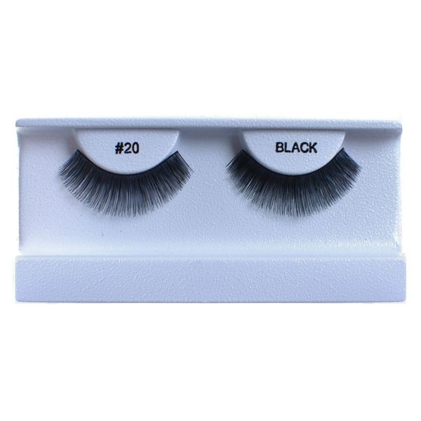 Eyelashes 20 - colornoir