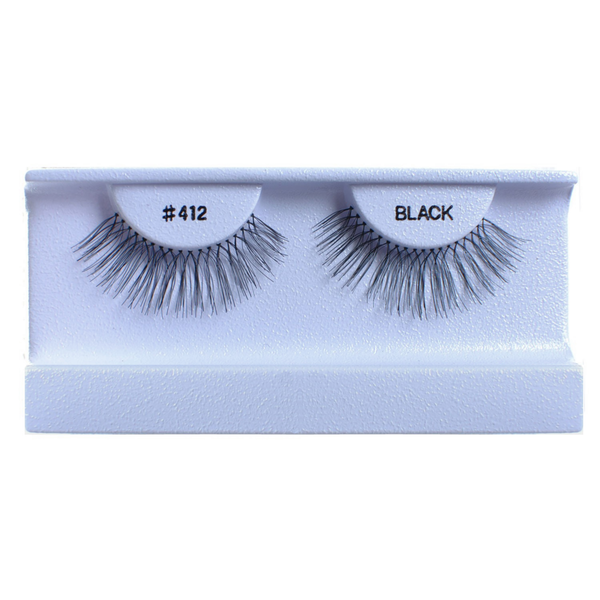 Eyelashes 412 - colornoir