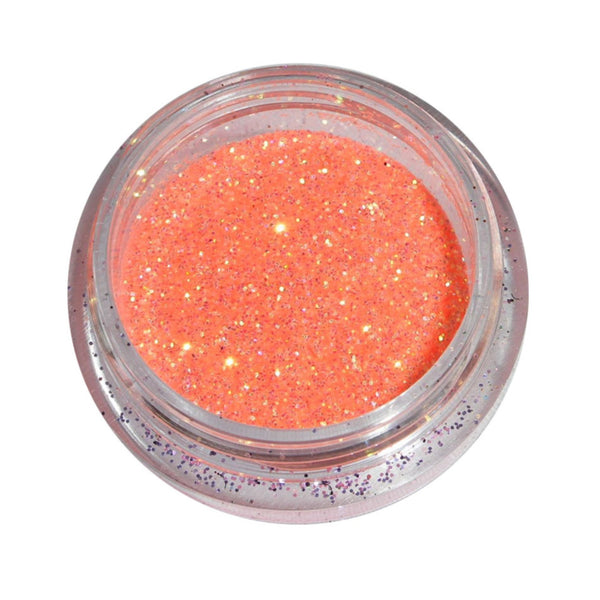 Tangerine Twist Sugar Glitter - colornoir