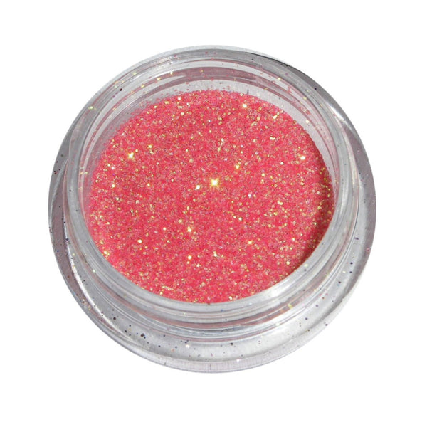 Peach Fizz Sugar Glitter - colornoir