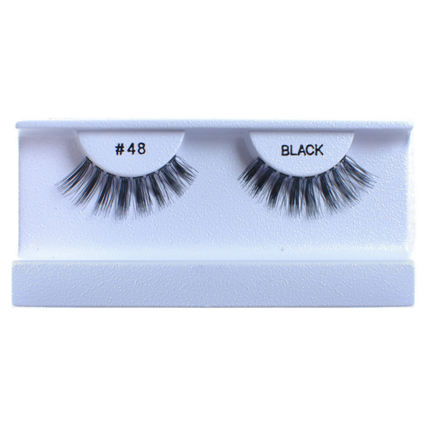 **Eyelashes 48 POS - colornoir