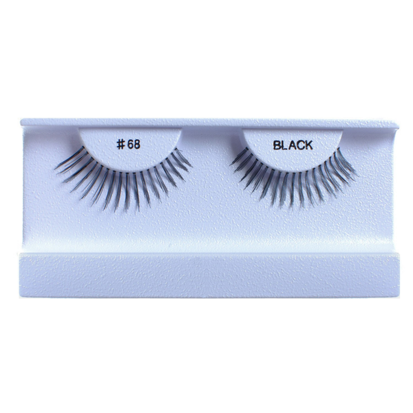 **Eyelashes 68 POS - colornoir