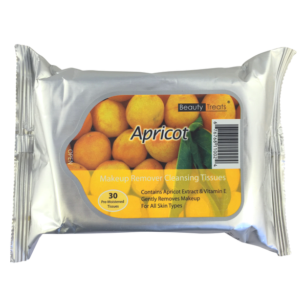 Apricot Makeup Wipes - colornoir