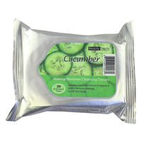 Cucumber Makeup Wipes - colornoir
