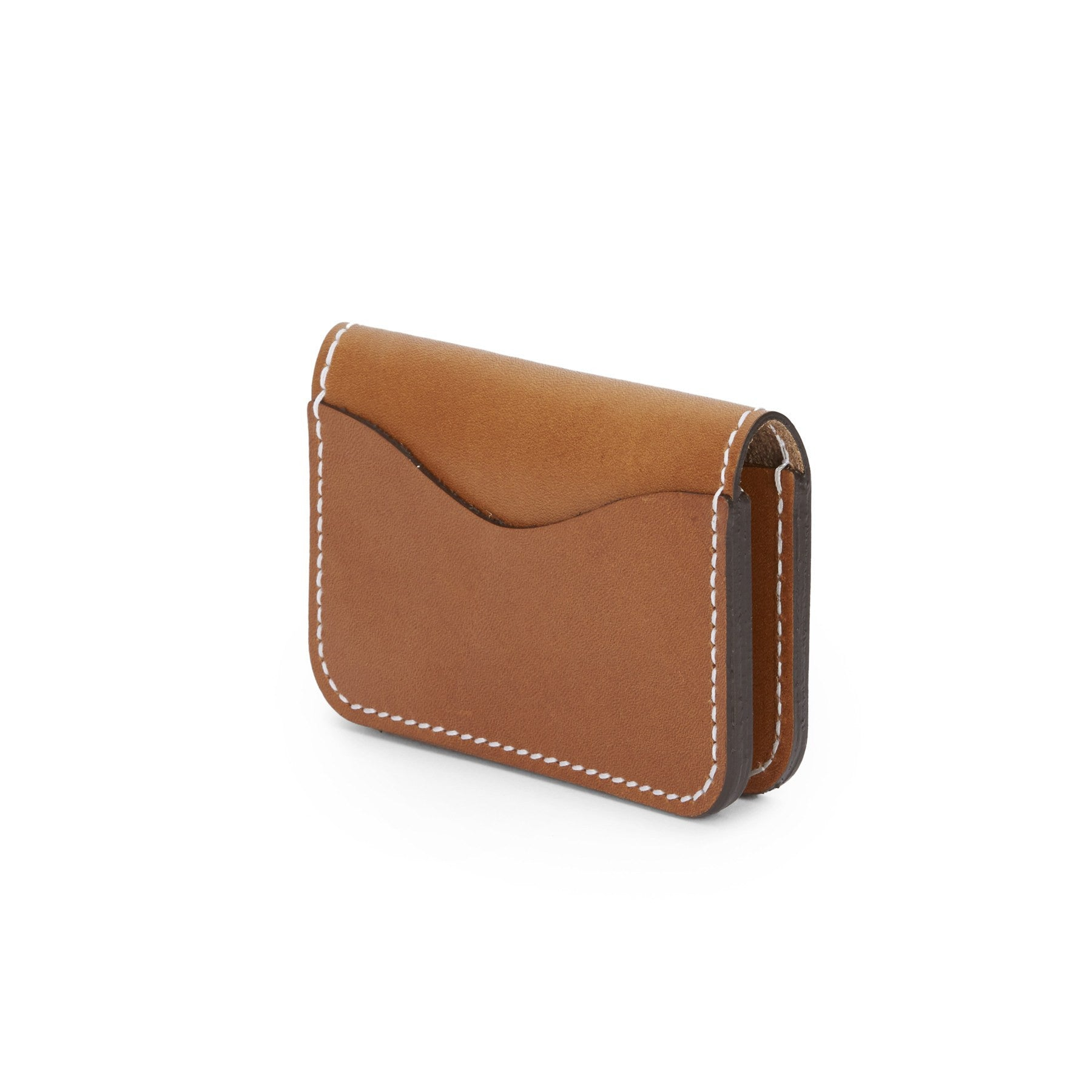 Hunker Bag Co: Horween leather wallet