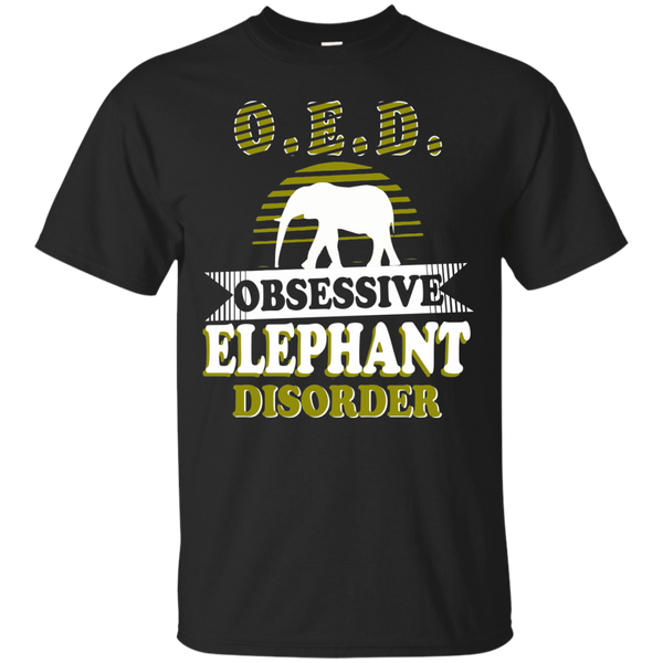 elephant T-Shirts Hoodies OED - Blue Fox