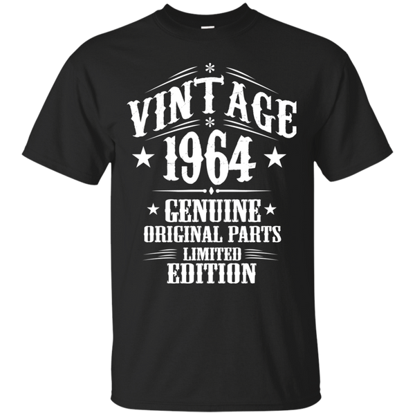 1964 Shirts Vintage 1968 Genuine Original Limited Edition T-shirts Hoodies Sweatshirts - Blue Fox